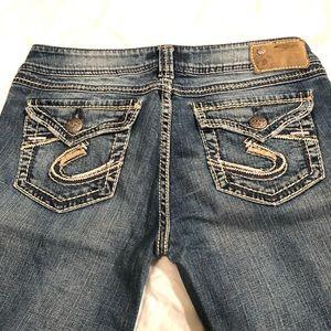 Silver jeans boot cut 29 x 30L